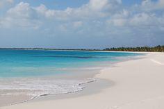 Pink Sand Beaches of Barbuda