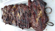 Saftigt nötkött med pepparost