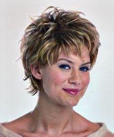 Kurzen Zottigen Frisuren Für Frauen Überprüfen Sie mehr unter http://frisurende.net/kurzen-zottigen-frisuren-fuer-frauen/36030/