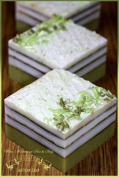 handmade soap by Mila Breeze