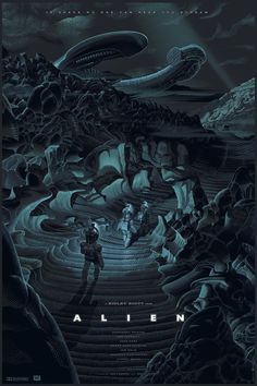 Alien - Laurent Durieux ----