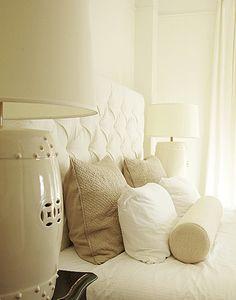 calming colors in the bedroom