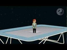 Gravitationswellen - Wellen in der Raumzeit - YouTube
