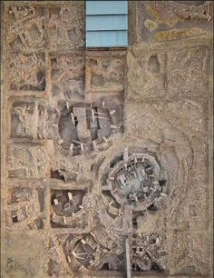 GÖBEKLİ TEPE aerial photo - this photo came with no source or any other information Ancient Mysteries, Ancient Ruins, Ancient Artifacts, Ancient History, Mystery Of History, The Secret History, Archaeological Discoveries, Archaeological Site, Site Archéologique