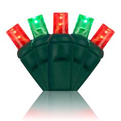 Get in into the Christmas spirit with these lights.