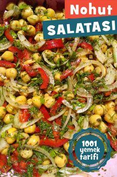 Turkish Recipes, Ethnic Recipes, Turkish Kitchen, Tasty, Yummy Food, Kung Pao Chicken, Food Art, Pasta Salad, Salads
