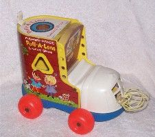 The Old Woman Who Lived In A Shoe. My parents still have this at their house. My nephews play with it. Fisher Price Toys, Vintage Fisher Price, Childhood Toys, Childhood Memories, Vintage Toys, Vintage Stuff, Ol Days, Time Capsule, The Good Old Days