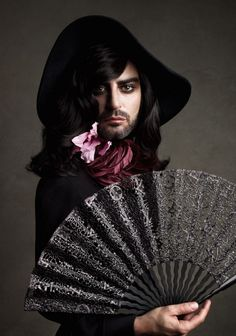 Marc Jacobs by Patrick Demarchelier. The absolute drag queen.