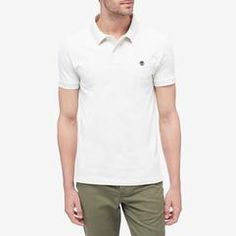 Timberland Millers River - Men's Slim Fit Polo Slim Fit Polo, Polo Shirts, Timberland, Polo Ralph Lauren, River, Mens Tops, T Shirt, Fashion, Supreme T Shirt