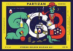 Resultado de imagen de Partizan Brewing Pale Ale