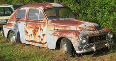 Abandoned Cars I   MotorwayAmerica