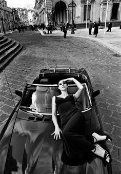 Monica Bellucci | by Ferdinando Scianna