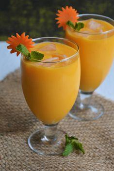 Carrot Milk Shake - How to make Carrot Milk Shake - Powered by @ultimaterecipe