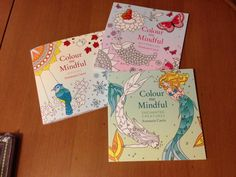 Very excited to get these today. Thank you @orionbooks @charlieinabook #ColourMeMindful