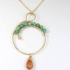 sunstone beaded jewelry - Google Search