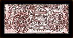 Indian Heritage - Painting - Kalamkari