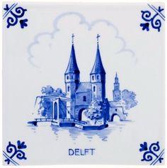 Tegel Oostpoort Delft