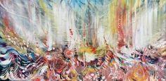 "Saatchi Art Artist Mo Tuncay; Painting, """" Elements """" #art"