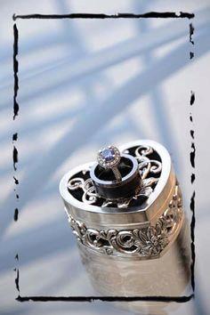 Wedding rings - IJWorx Photography