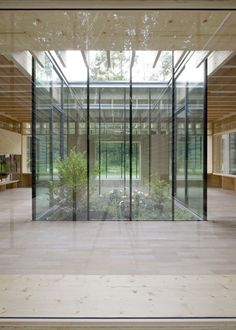 Kinderkrippe by Kraus Schonberg Architekten a timber Nursery School in Hamburg…