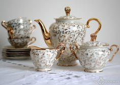 antique tea sets - Google Search