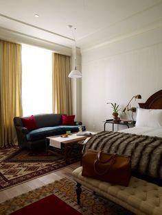 Gallery   NYC Hotel, Pool, Courtyard, Spa   The Greenwich Hotel / New York / TriBeCa