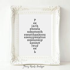 Pee Happens Funny Bathroom Wall Art,black And White Bathroom Wall Decor , Funny  Bathroom Art, Bathroom Wall Art, Funny Bathroom Sign