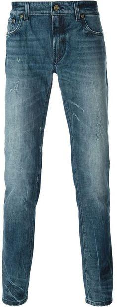 155 mejores imágenes de Vaqueros Desgastados   Distressed jeans ... 0deb1f1219