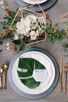 Tendência Casamento 2017 | Industrial | Vestida de Noiva | Blog de Casamento por Fernanda Floret