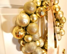 Image result for video on making a hanger ornament wreath