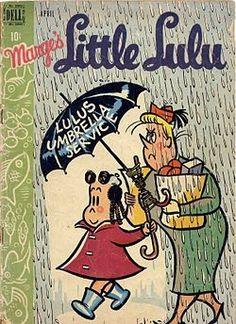 Little Lulu 小露露 #US #comic