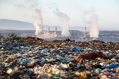 Environmental Protection Agency reportedly set to slash Obama-era methane restrictions Noise Pollution, Water Pollution, Plastic Pollution, Pop Art, Ocean Acidification, Troubles Digestifs, Industrial Waste, Ozone Layer, Weapon Of Mass Destruction