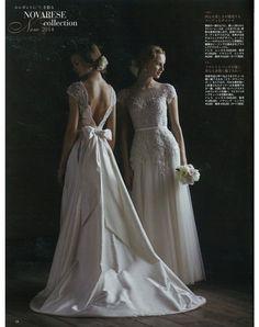 #NOVARESE #ノバレーゼ #Wedding dress #ウエディングドレス #wedding #dress #Mira Zwillinger #ミラ・ズウィリンガー #chloe #bella #クロエ #ベラ