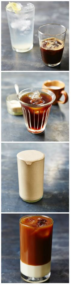top 5 iced coffees from around the world