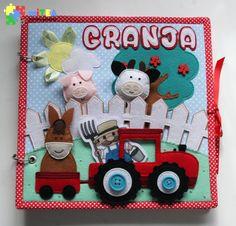 La Granja - Quiet Book
