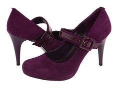 Gabriella Rocha Athens Purple Suede - Zappos.com Free Shipping BOTH Ways