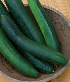Cucumber, Sweet Success Hybrid.By far the sweetest flavor you'll find in any…