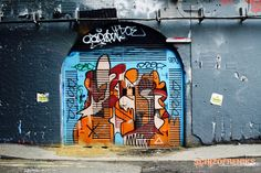 https://flic.kr/p/KYCnhG | Leake Street London SE1 - Graffiti tunnel (credit…