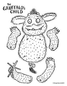 Gruffalo Coloring Pages This Is Your Indexhtml Page