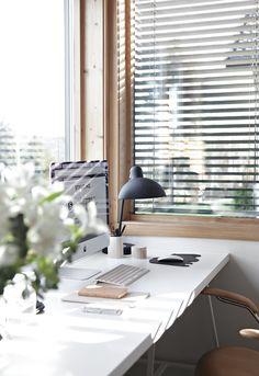 Home office via Stylizimo