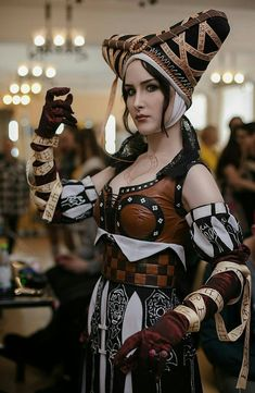 All things related to The Witcher. The Witcher 3, Cosplay Girls, Tv Series, Larp Costumes, Wonder Woman, Superhero, Sexy, Games, Nice