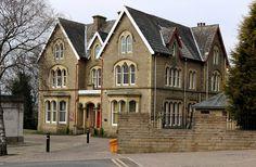 the home of Nicholas England, 1869.