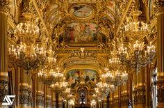 Más tamaños   Le grand foyer @ Opéra Garnier   Flickr: ¡Intercambio de fotos!