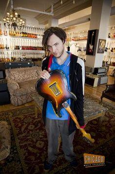 guitar shopping :)