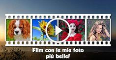 Creare un film con le tue foto più belle!