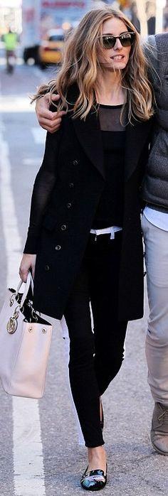 Olivia Palermo// See something you like? Find it (or something similar) at Snap Fashion (snapfashion.co.uk)! App: bit.ly/1213lic