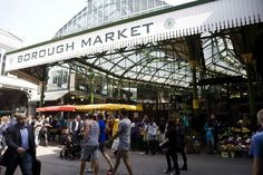 Looking for things to do in London? Why not check out London& market scene. From food markets: Borough Market, to antiques and crafts at Greenwich. Best Markets In London, Borough Market London, London Places, East London, Things To Do In London, Event Marketing, London Bridge, London Travel, Best Cities