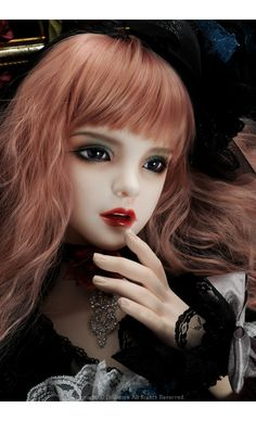 Trinity Doll - Blue Voler ; Elysia by Dollmore.net