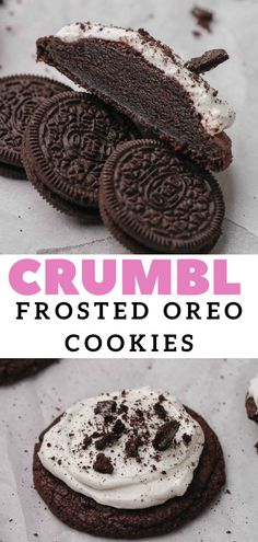 My Recipes, Cookie Recipes, Dessert Recipes, Favorite Recipes, Good Food, Yummy Food, Oreo Cookies, Chocolate Desserts, Delicious Desserts