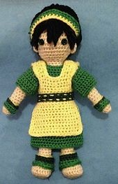 Ravelry: Toph pattern by Becky Ann Smith